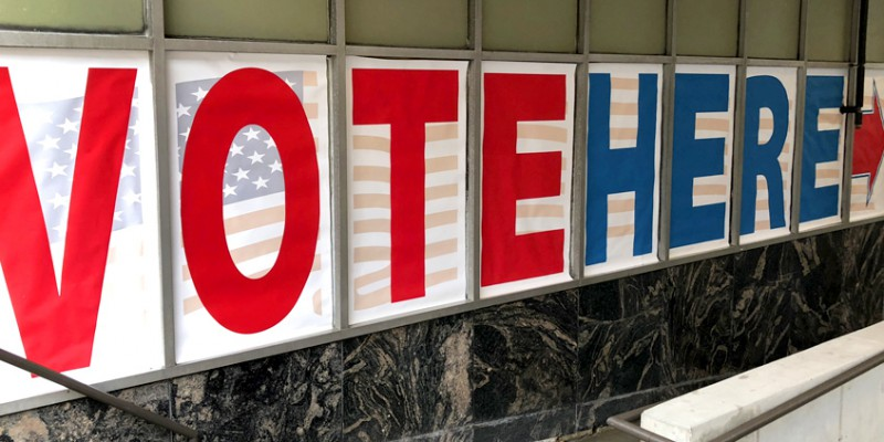 vote-here-sign