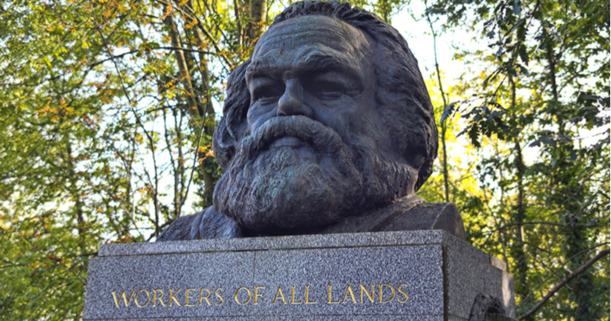 Who Can Claim Credit For The Karl Marx Monument Aier