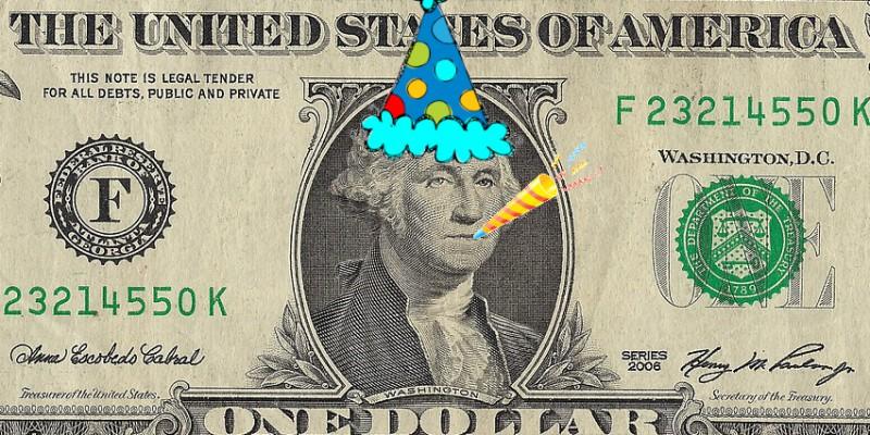 Praise Dollar Bill
