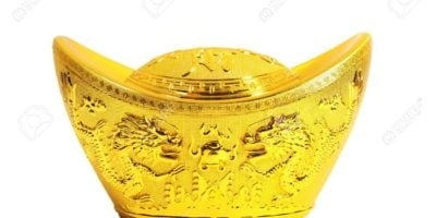 12441882-chinese-gold-ingot-mean-symbols-of-wealth-and-prosperity