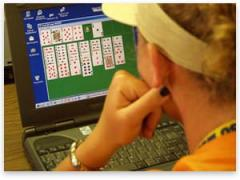 PlayingSolitaire
