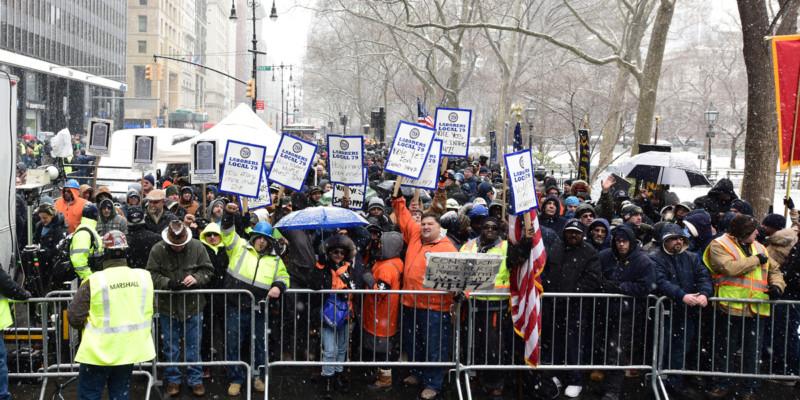 laborprotest