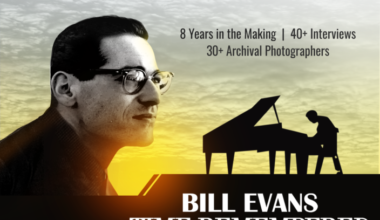Emergent Genius: The Case of Bill Evans