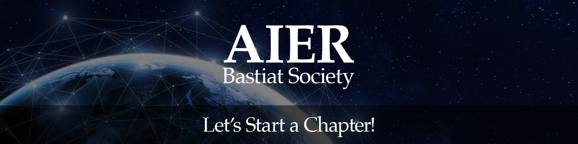 Let's Start a Bastiat Society Chapter!