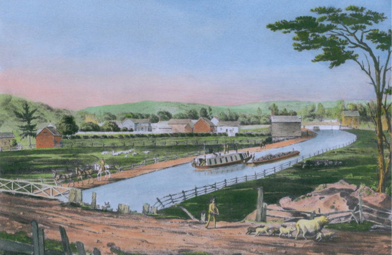 How America Became Rich, According to a Historian in 1802
