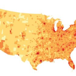 Columbia-NYT Model population-US