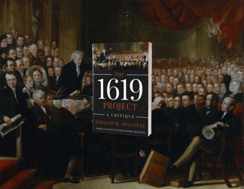1619 Project: A Critique