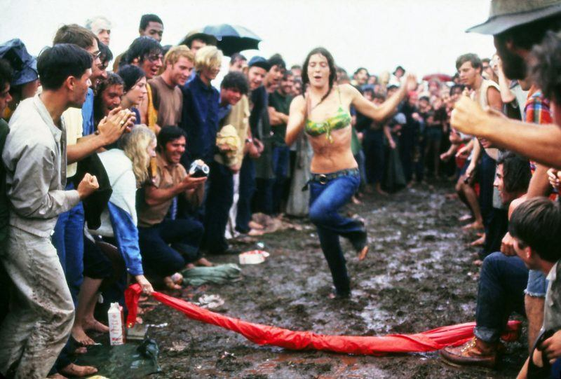 Woodstock Happened in the Middle of a Pandemic