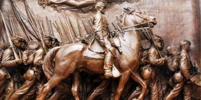 Robert Gould Shaw 54th memorial