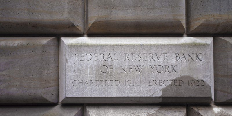 Federal Reserve of New York 1922