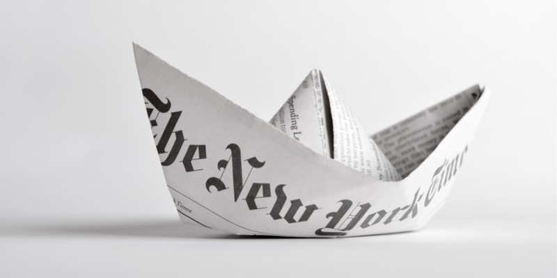 Why Does the New York Times Deny the Obvious?