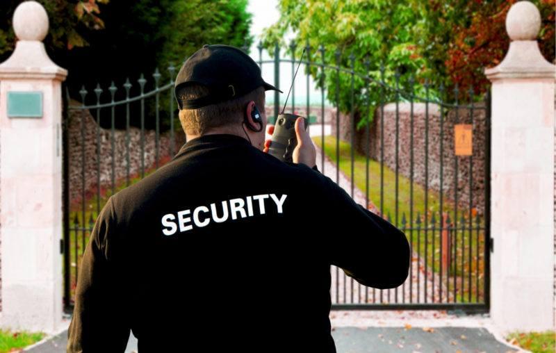 security, enforcement