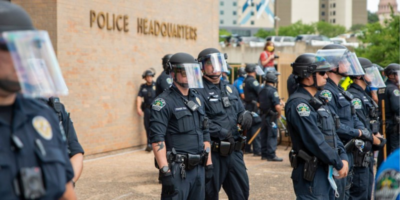End an Era of Brutality, End Qualified Immunity