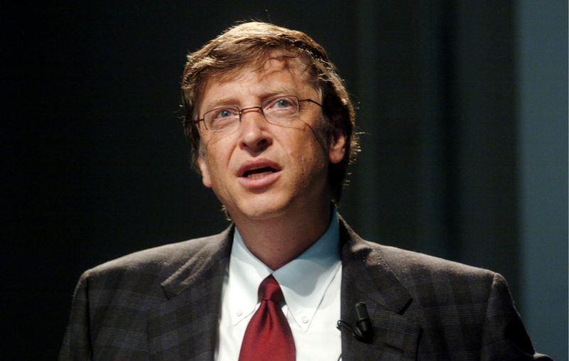Bill Gates: From Entrepreneur to Supervillain