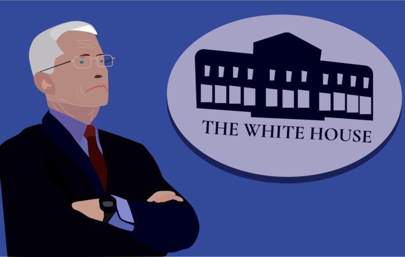 fauci white house