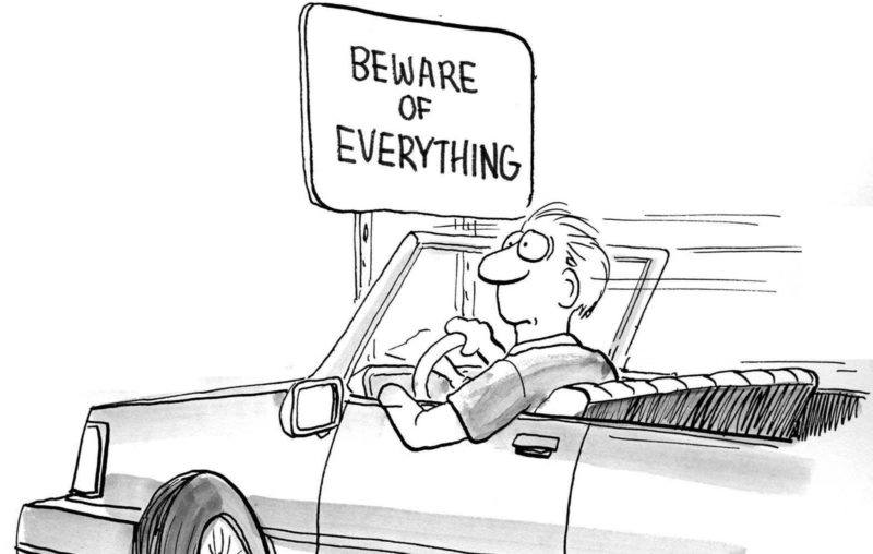 beware of everything