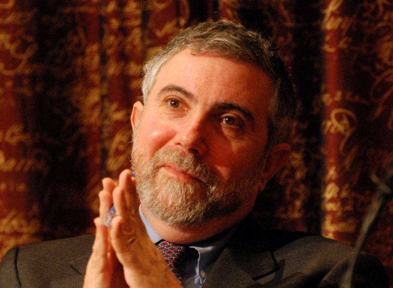 Paul Krugman's Ad Hominem Defense of Central Banking