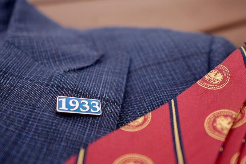 1933 Club Pin