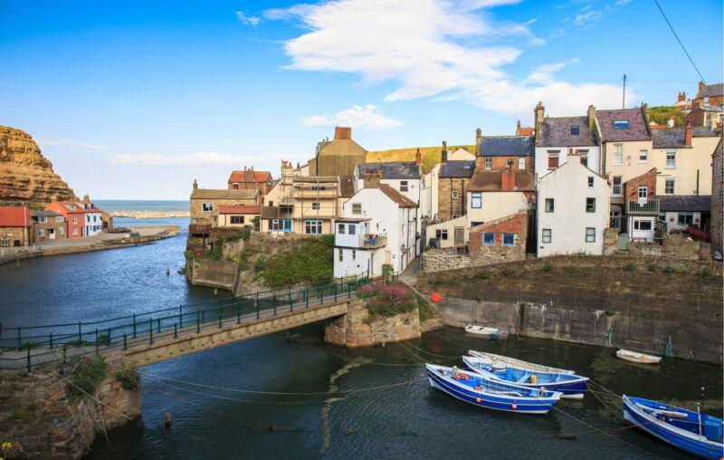 UK Harbor