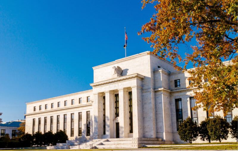 federal reserve, fall