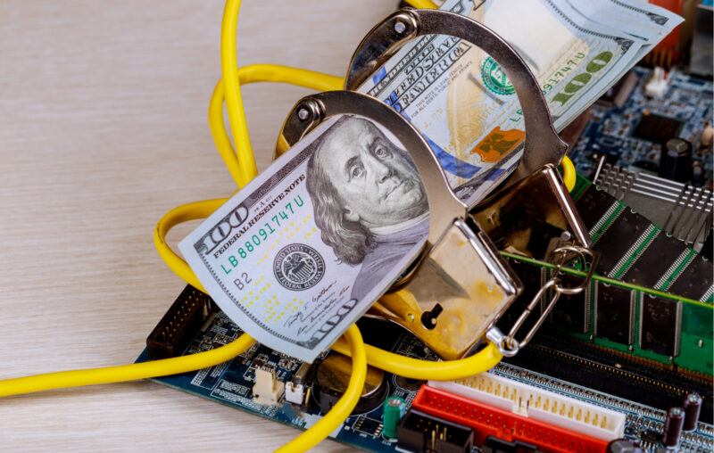 dollar, financial crimes