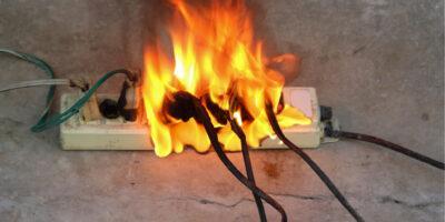 plug fire