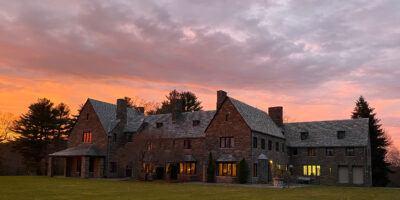 AIER Stone House Sunset 2020