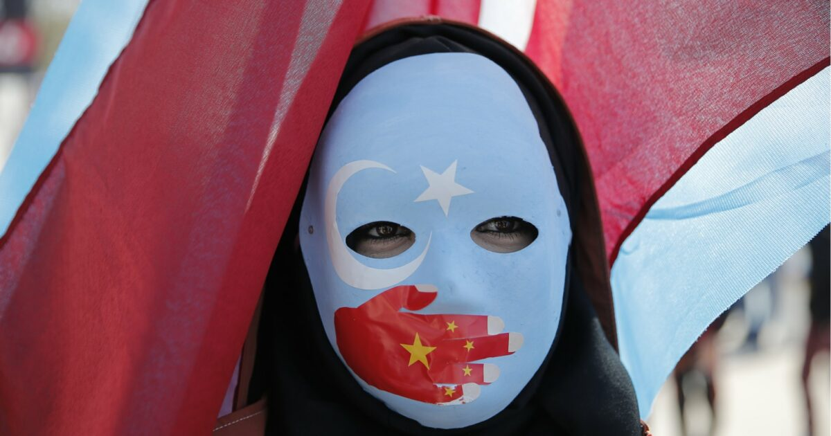 The Uyghurs as Victims of Chinese National Socialism