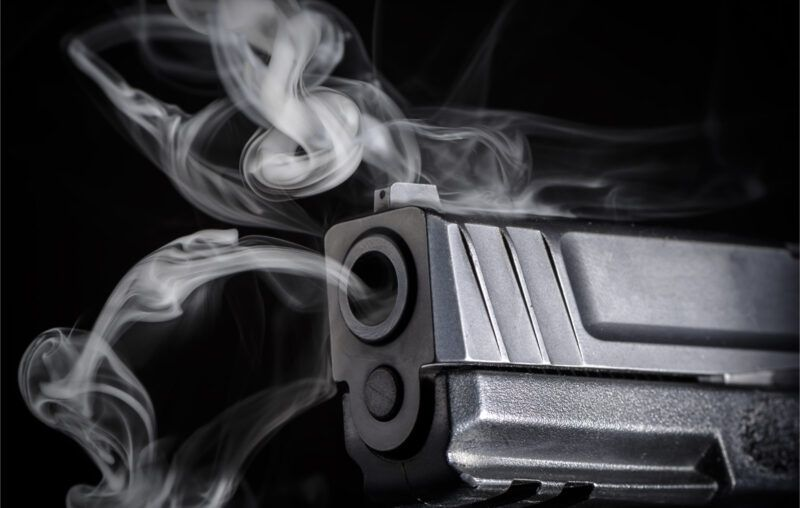 China Smoking Gun Lockdown