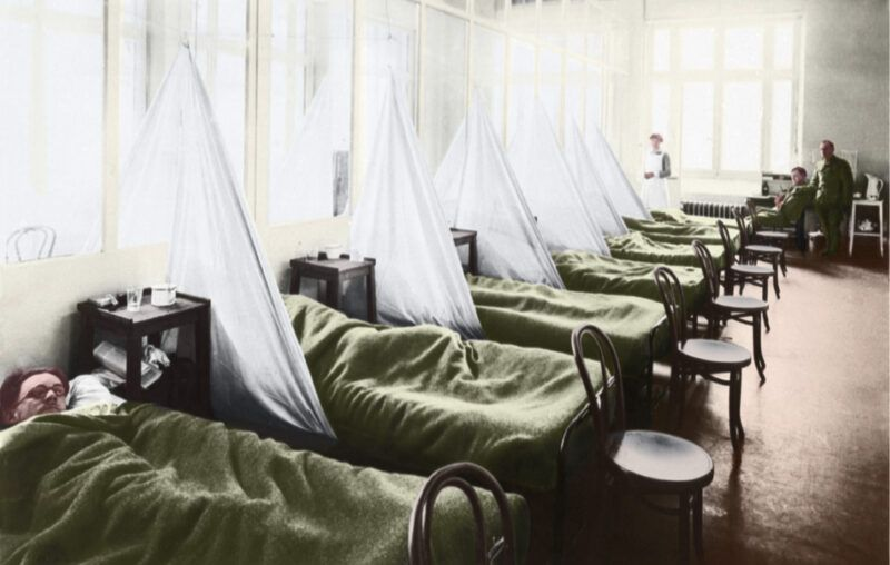 AIER – Are Covid Fatalities Comparable with the 1918 Spanish Flu?