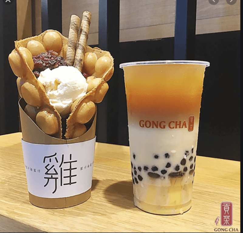 gong cha taiwanese chain