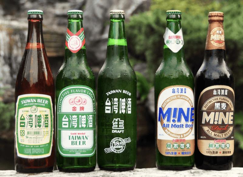 taiwan beers