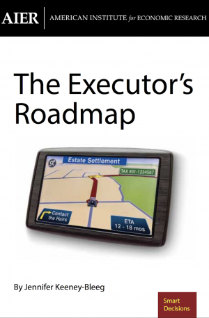executors roadmap cover